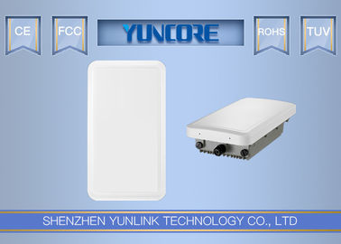 Dual Band Outdoor Point To Point Wifi Bridge CPE 10KM Long Distance WiFi Transfer