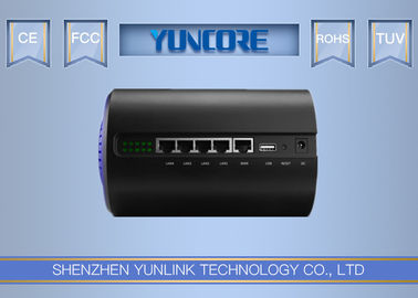 802.11ac Dual Band Wireless Router 1200Mbps Realtek Soliution 2T2R MIMO Technology