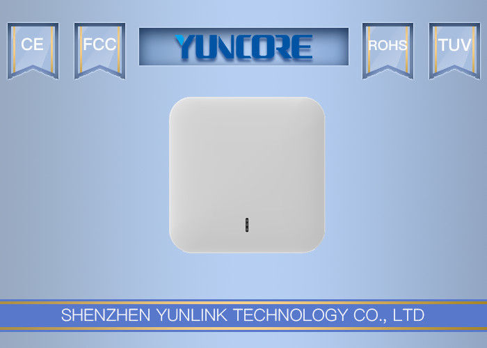 Dual Band Wall Mounted 802.11 Ac Access Point 1000mW Wireless Repeater