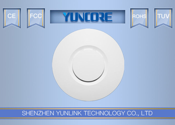 300Mbps High Speed 802.11 N Access Point Ceiling Mounted For Home / Hotel
