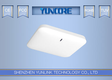 China CE 802.11 AC Access Point Tri Band Ceiling Mount Wireless AP With IPQ4019 Chipset factory