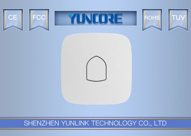 China 750Mbps 802.11 AC Access Point , Ceiling Mounted Dual Radio Wireless Access Point factory