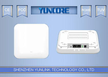 China 600 Mbps Dual Band Wifi Ac Access Point Ceiling Mounted For Home Hotel School factory